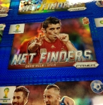 Panini America 2014 FIFA World Cup Brazil Prizm Blues (15)