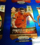 Panini America 2014 FIFA World Cup Brazil Prizm Blues (30)