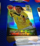 Panini America 2014 FIFA World Cup Brazil Prizm Blues (33)