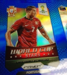 Panini America 2014 FIFA World Cup Brazil Prizm Blues (6)