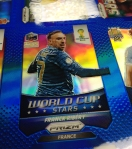 Panini America 2014 FIFA World Cup Brazil Prizm Blues (7)