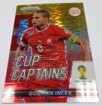 Panini America 2014 FIFA World Cup Brazil Prizm Inserts Part One (10)