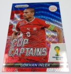 Panini America 2014 FIFA World Cup Brazil Prizm Inserts Part One (6)