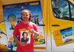 Panini America 2014 FIFA World Cup Mobile Tour 19