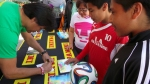 Panini America 2014 FIFA World Cup Mobile Tour 36