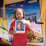 Panini America 2014 FIFA World Cup Mobile Tour 39