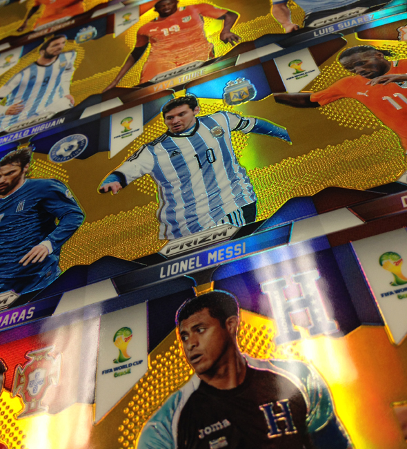 Panini America 2014 FIFA World Cup Prizm Peek (5)