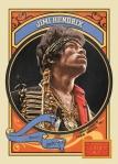 Panini America 2014 Golden Age Baseball Jimi Hendrix