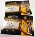 Panini America Kobe Bryant March 2014 Signing (1)