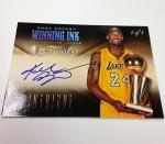 Panini America Kobe Bryant March 2014 Signing (10)