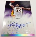 Panini America Kobe Bryant March 2014 Signing (12)