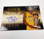 Panini America Kobe Bryant March 2014 Signing (3)