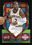 2013-14 Innovation Basketball Stained Glass Kyrie