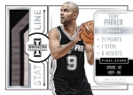 2013-14 Innovation Basketball Stat Line Tony Parker