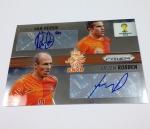 Dual Van Persie Robben