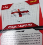 Frank Lampard Prizm Black Back