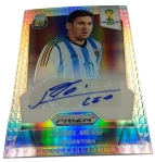 Lionel Messi Prizm Blog