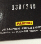 Panini America 2013-14 Crusade Basketball QC (59)
