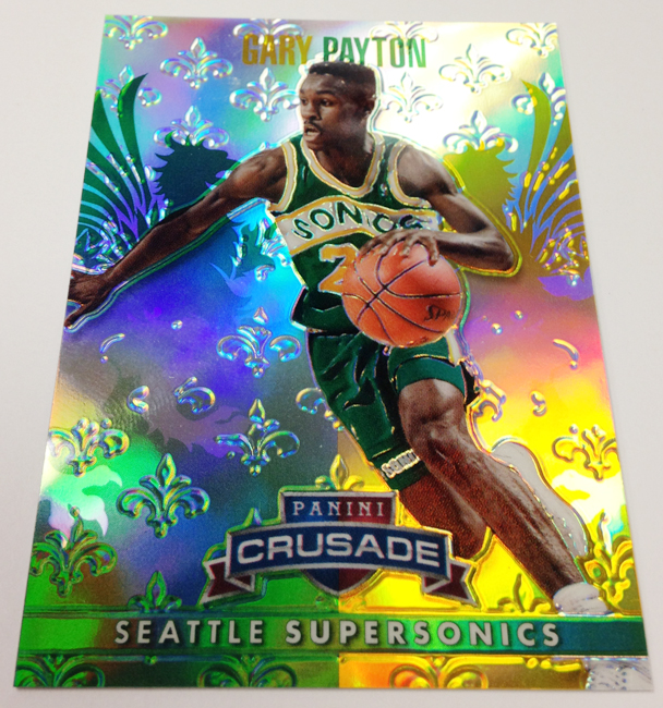 2013/14 Panini Crusade Basketball Emerald Prizm #/5