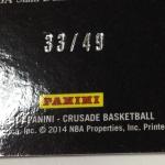 Panini America 2013-14 Crusade Basketball Teaser (32)