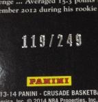 Panini America 2013-14 Crusade Basketball Teaser (36)