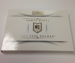 Panini America 2013-14 National Treasures Hockey Pre-Ink (33)