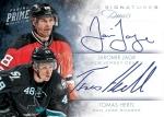 Panini America 2013-14 Prime Hockey Jagr Hertl