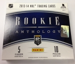 Panini America 2013-14 Rookie Anthology Hockey QC (1)