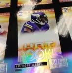 Panini America 2013-14 Score Hot Rookies Uncut Sheet Peek (16)