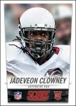 Panini America 2014 NFL Draft Jadeveon Clowney Front
