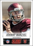 Panini America 2014 NFL Draft Johnny Manziel Front