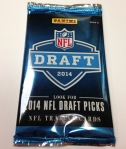 Panini America 2014 NFL Draft Packs Main 2