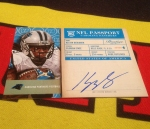 Panini America 2014 NFLPA Rookie Premiere First Two Days (106)