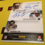 Panini America 2014 NFLPA Rookie Premiere First Two Days (108)