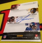 Panini America 2014 NFLPA Rookie Premiere First Two Days (11)