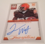 Panini America 2014 NFLPA Rookie Premiere First Two Days (141)