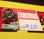 Panini America 2014 NFLPA Rookie Premiere First Two Days (50)