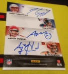 Panini America 2014 NFLPA Rookie Premiere First Two Days (86)
