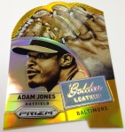 Panini America 2014 Prizm Baseball Golden Leather (11)