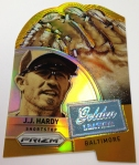 Panini America 2014 Prizm Baseball Golden Leather (18)