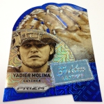 Panini America 2014 Prizm Baseball Golden Leather (20)