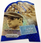 Panini America 2014 Prizm Baseball Golden Leather (21)