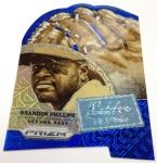 Panini America 2014 Prizm Baseball Golden Leather (22)