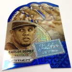 Panini America 2014 Prizm Baseball Golden Leather (24)