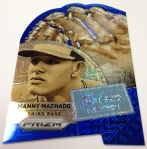 Panini America 2014 Prizm Baseball Golden Leather (32)