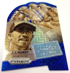 Panini America 2014 Prizm Baseball Golden Leather (33)