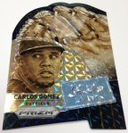 Panini America 2014 Prizm Baseball Golden Leather (39)