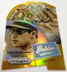 Panini America 2014 Prizm Baseball Golden Leather (4)