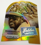 Panini America 2014 Prizm Baseball Golden Leather (5)