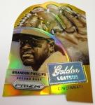 Panini America 2014 Prizm Baseball Golden Leather (5)